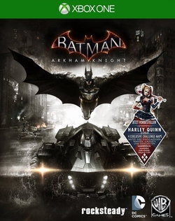 Batman Arkham Knight  D1 Version!  - XBOX One - Actionspiel