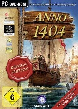 Anno 1404 Königsedition - PC - Strategie