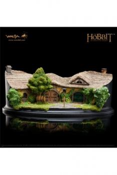 Der Hobbit Eine unerwartete Reise Statue Gasthaus zum Grünen Drachen 9 cm