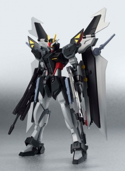 Mobile Suit Gundam SEED C.E. 73 Stargazer Robot Spirits Actionfigur Side MS Strike Noir 14 cm