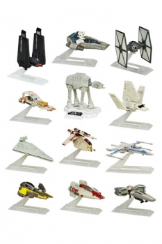 Star Wars Black Series Diecast Fahrzeuge Titanium Series 2015 Wave 3 Revision 2 Sortiment