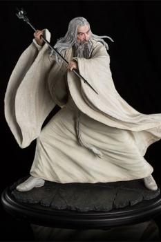 Hobbit Die Schlacht der Fünf Heere Statue 1/6 Saruman the White at Dol Guldur 35 cm