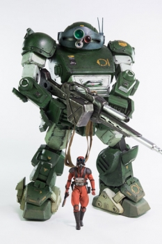 Armored Trooper Votoms Actionfigur 1/6 ATM-09-ST Scopedog 33 cm