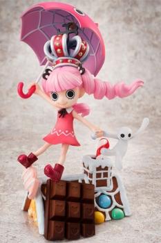 One Piece Excellent Model P.O.P CB-EX PVC Statue Perona (Sweets) 17 cm