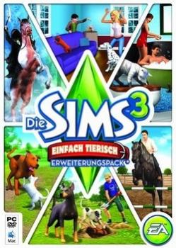 Die Sims 3 Einfach tierisch - PC - Simulation