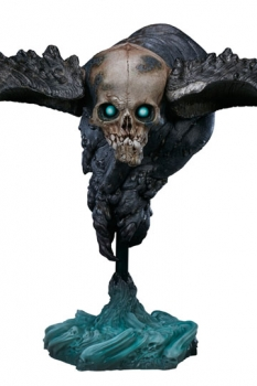 Court of the Dead Legendary Scale Büste Executus Reaper Oglaveil 36 cm