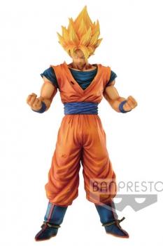 Dragonball Z Grandista Resolution of Soldiers Figur Son Goku 28 cm