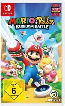 Mario & Rabbids Kingdom Battle - Nintendo Switch