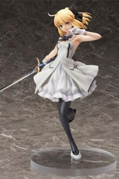 Fate/Grand Order PVC Statue 1/7 Saber / Altria Pendragon (Lily) 22 cm