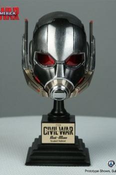Captain America Civil War Marvel Armory Collection Replik 1/3 Ant-Man Helm