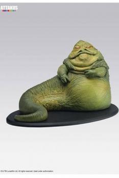 Star Wars Elite Collection Statue Jabba The Hutt 21 cm Weltweit auf 500 Stück limitiert!