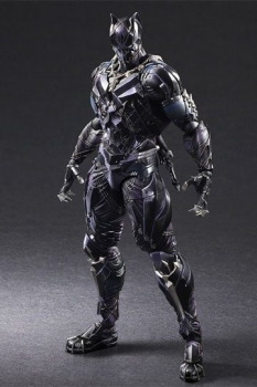 Marvel Universe Play Arts Kai Actionfigur Black Panther 27 cm