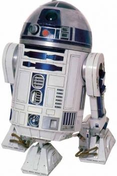 Star Wars Giant Vinyl Sticker R2-D2 100 cm
