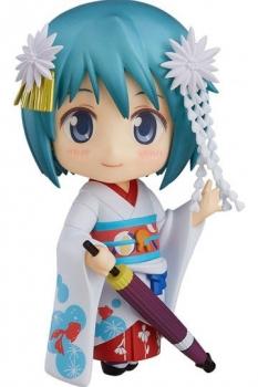 Puella Magi Madoka Magica The Movie Nendoroid Actionfigur Nendoroid Sayaka Miki Maiko Ver. 10 cm