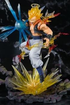 Dragonball Z FiguartsZERO PVC Statue Super Saiyajin Gogeta Tamashii Web Exclusive 19 cm