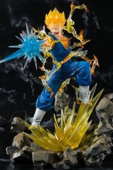 Dragonball Z FiguartsZERO PVC Statue Super Saiyajin Vegeto Tamashii Web Exclusive 19 cm