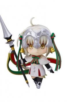Fate/Grand Order Nendoroid Actionfigur Lancer/Jeanne dArc Alter Santa Lily 10 cm