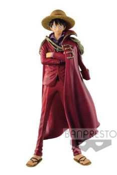One Piece Figur King Of Artist Monkey D Ruffy 20th Anniversary Design 25 cm
