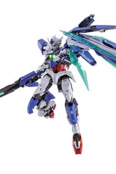 Mobile Suit Gundam 00 Metal Build Diecast Actionfigur 00 Qan(T) 18 cm