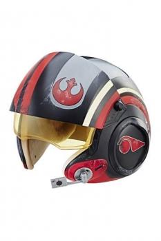 Star Wars Episode VIII Black Series Elektronischer Helm Poe Dameron