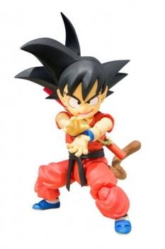 Dragonball S.H. Figuarts Actionfigur Kid Goku 10 cm