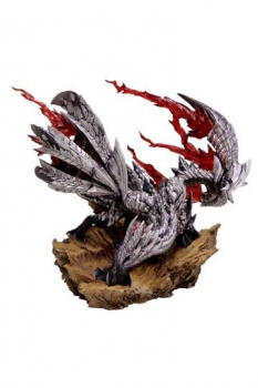 Monster Hunter PVC Statue CFB Creators Model Valphalk 23 cm