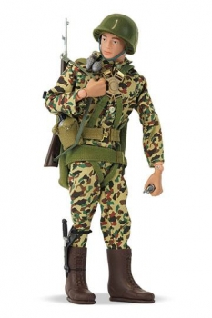 Action Man Actionfigur 50th Anniversary Paratrooper 30 cm
