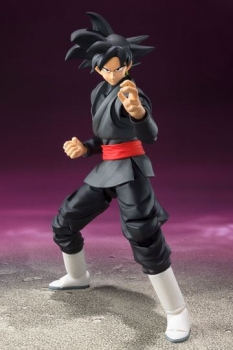 Dragonball Super S.H. Figuarts Actionfigur Goku Black Tamashii Web Exclusive 18 cm