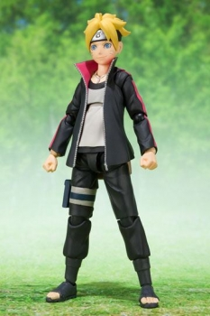 Boruto Naruto Next Generations S.H. Figuarts Actionfigur Boruto Uzumaki Tamashii Web Exclusive 17 cm