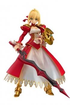 Fate/Extella Figma Actionfigur Nero Claudius 14 cm