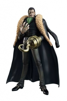 One Piece Variable Action Heroes Actionfigur Sir Crocodile 20 cm