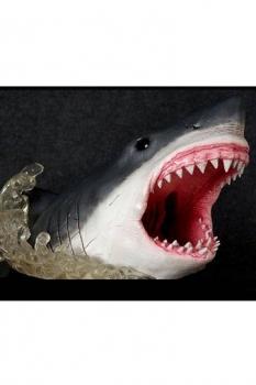 Predators Predatory Scale Statue Weißer Hai 46 cm