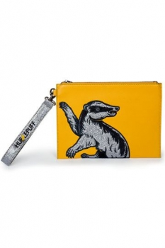 Harry Potter by Danielle Nicole Clutch Hufflepuff