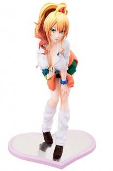 My First Girlfriend is a Gal PVC Statue 1/7 Yukana Yame 21 cm