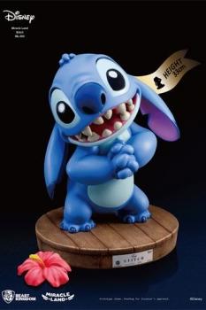 Disney Miracle Land Statue Stitch 33 cm