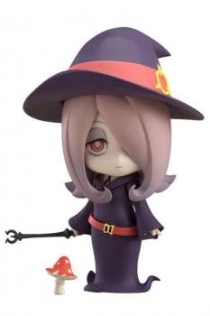 Little Witch Academia Nendoroid PVC Actionfigur Sucy Manbavaran 10 cm