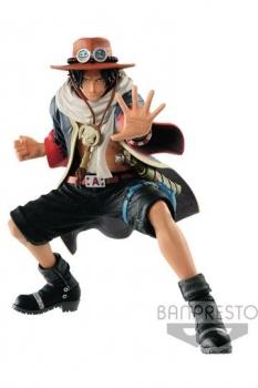 One Piece Figur King Of Artist Portgas D. Ace 20 cm