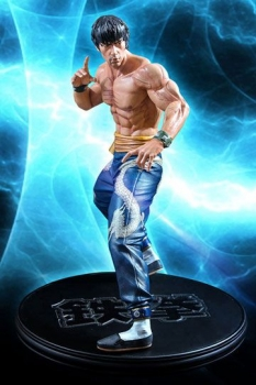 Tekken 5 Dark Resurrection Statue 1/4 Marshall Law 43 cm