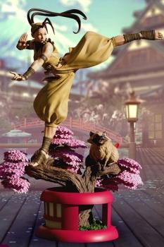 Street Fighter Ultra Statue 1/4 Ibuki PCS Exclusive 66 cm