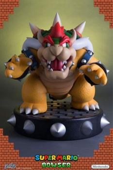 Super Mario Statue Bowser 49 cm