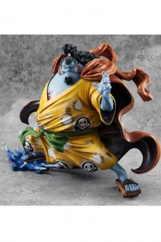 One Piece Excellent Model P.O.P Limited Edition PVC Statue 1/8 SA-Maximum Jinbe 24 cm