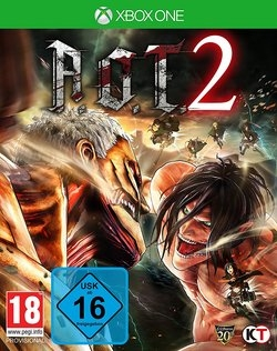 AoT 2 (based on Attack on Titan)  - XBOX One  - 20.03.18