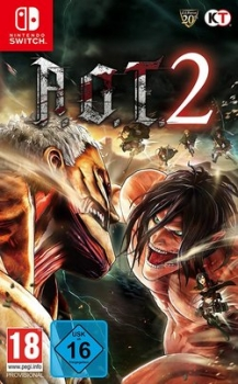 AoT 2 (based on Attack on Titan)  - Nintendo Switch - 20.03.18