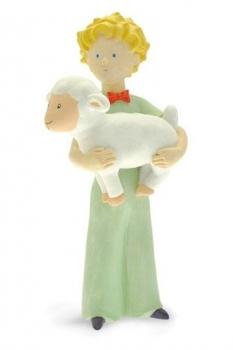 Der Kleine Prinz Collector Collection Statue Der Kleine Prinz und das Schaf 25 cm