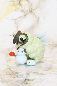 The Ancient Magus Bride MAG Premium Vignette Collection Mascot Minifigur Watamushi 7 cm