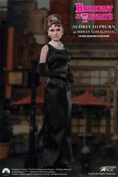 Frühstück bei Tiffany MFL Actionfigur 1/6 Holly Golightly (Audrey Hepburn) 29 cm