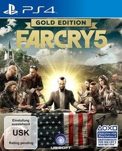 Far Cry 5  Gold Edition  - Playstation 4