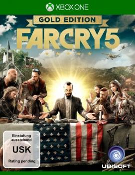 Far Cry 5 Gold Edition  - XBOX One