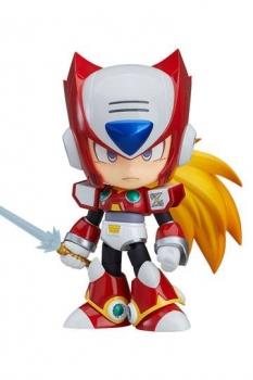 Mega Man X2 Nendoroid Actionfigur Zero 10 cm