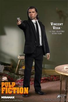 Pulp Fiction My Favourite Movie Actionfigur 1/6 Vincent Vega 30 cm